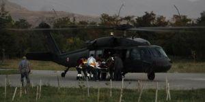Van Başkale'de çatışma: 3 korucu yaralı