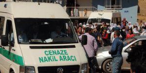 Derik'teki PKK saldırısında ölen korucu toprağa verildi