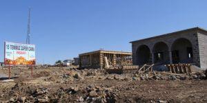 Gülpınar köyü sakinlerinin 53 yıllık cami hasreti sona eriyor
