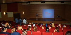Dicle Üniversitesinde dünya kalp günü konferansı