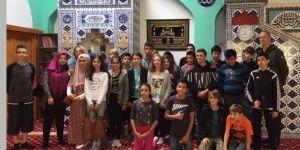 Almanya'da açık cami günü etkinliği