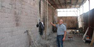 Diyarbakır keresteciler esnafı yangın sonrası yaralarını sarmaya çalışıyor