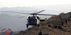 Tunceli Ovacık'ta 1 ton patlayıcı yüklü araç imha edildi