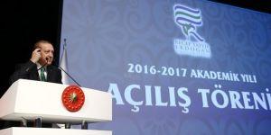 Cumhurbaşkanı Erdoğan:PYD ve YPG terör örgütleri PKK'nın atığıdır