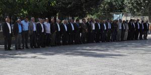 Silvan'da 19 Ekim Muhtarlar Günü kutlandı
