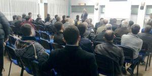 Diyarbakır'da mahkûmlara bağımlılıkla mücadele eğitimi