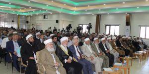 Kürdistan Âlimleri Buluşmasının 2'nci oturumu başladı