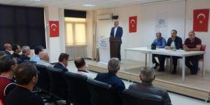 Büro Memur-Sen Mardin Şube Başkanı güven tazeledi