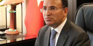 Adalet Bakanı Bozdağ ,ABD'ye gidiyor