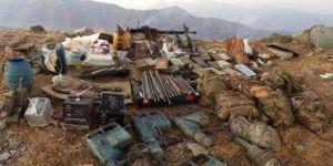 Bir haftada 41 PKK'li öldürüldü