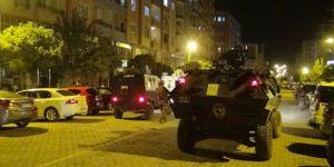 Kızıltepe'de nöbet tutan polislere yönelik saldırıda 9 gözaltı