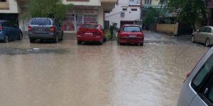 Iğdır'da alt yapı aşırı yağışları kaldırmıyor