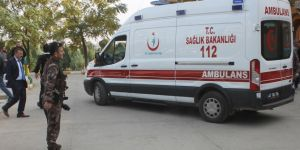 Derik Kaymakamı Muhammet Fatih Safitürk Gaziantep'e sevk edildi