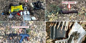 Lice kırsalında 1 PKK'li öldürüldü