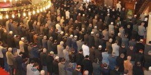 Kaymakam Safitürk için cenaze namazı kılındı
