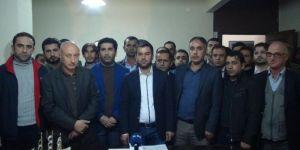 AK Parti Silvan ilçe teşkilatında toplu istifa