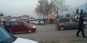 Yıldırım ilçesi Vakıf Mahallesi'nde polise ateş eden kişi yaralı olarak yakalandı