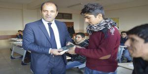 DİB Hilvanlı öğrencilere 400 adet Kur'an meali gönderdi