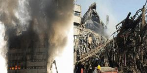 İran'da bina çöktü: 30 kişi hayatını kaybetti