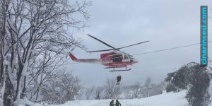 Avalanche in Italy: 30 die