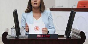 HDP'li Ayşe Başaran gözaltına alındı