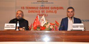 15 Temmuz'da amaç Türkiye'yi parçalamaktı