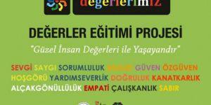Diyarbakır Büyükşehir Belediyesi Değerler Eğitimi Projesi'ni hayata geçiriyor