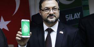"""""""Yeşil Dedektör"""" uygulaması Bursa'da tanıtıldı"""
