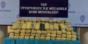 Van'da uyuşturucu operasyonu: 12 kişi tutuklandı