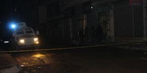 Bismilde kahvehane tarandı: 1 ölü, 2 yaralı