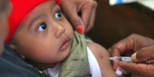 Suriyeli çocuklara aşı yapılacak