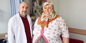 Morbid obezite hastasının apandisiti kapalı yöntemle alındı