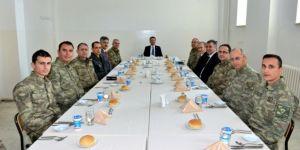 Diyarbakır'daki güvenlik toplantısı Lice'de yapıldı