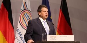 Almanya Dışişleri Bakanından Astana çıkışı