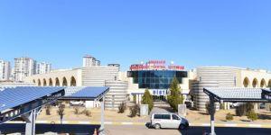 Diyarbakır otogarı Güneş Enerjisi Sistemine geçiyor
