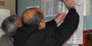 Sur'da 3 mahallenin seçmen listesi aynı muhtarlıkta