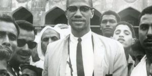 Snowflake of February: Malcolm X
