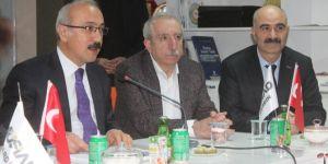 Kalkınma Bakanı Elvan Mardin'den ayrıldı