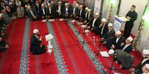 Şanlıurfa'da 'Ezan ve Sala ile Diriliş' programı düzenlendi