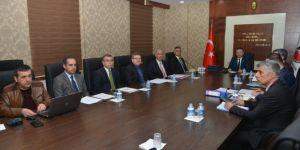 Diyarbakır OSB'ye arsa ilave edilmesi görüşüldü