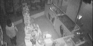 Hırsızlar suçüstü yakalandılar