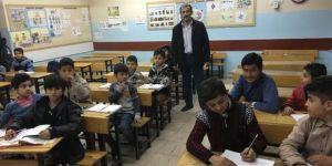 Suriyelilere yönelik Türkçe eğitimi sürüyor