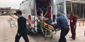 Bıçaklı saldırıya uğrayan hemşire ağır yaralandı