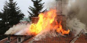 Almanya'da Türkiyeli ailenin evinin kundaklandığı iddiası