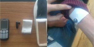 Şanlıurfa'da YGS'de dijital cihazlarla kopya çekenler yakalandı