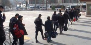 Gaziantep merkezli FETÖ operasyonlunda 14 kişi tutuklandı