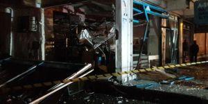 Diyarbakır Bağlar 5 Nisan Mahallesinde markete bombalı saldırı