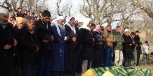 İstanbul Beyoğlu'ndaki yangın faciasında vefat eden kardeşler toprağa verildi
