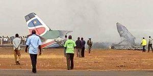 Passenger plane crashes in southern Sudan
