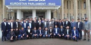 HUDA PAR visits Iraqi Kurdistan